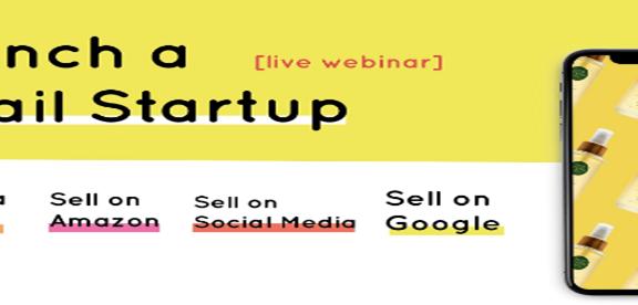 (WEBINAR) Launching Your Online Shop