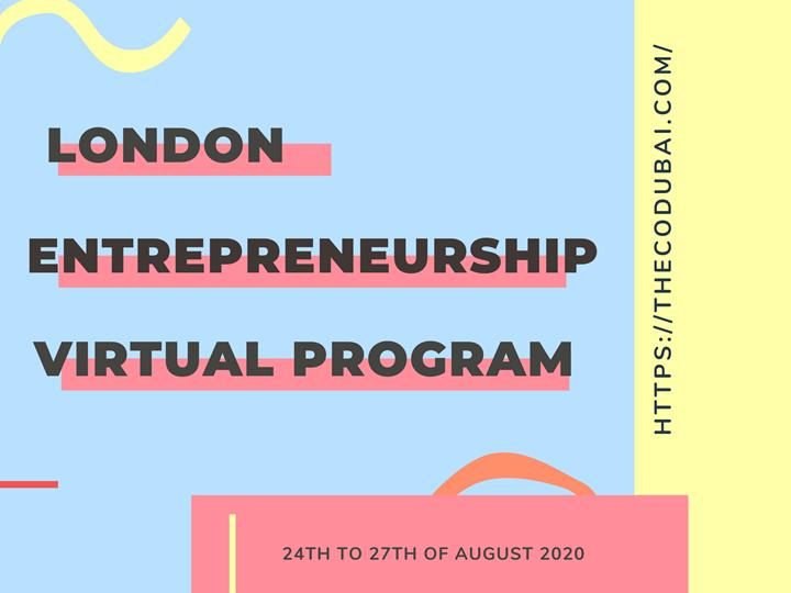 London Entrepreneurship Virtual Program