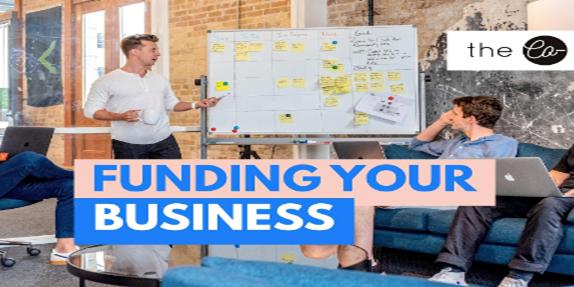 (WEBINAR) Funding Your Business